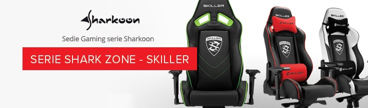 Sharkoon Serie Shar Zone - Skiller