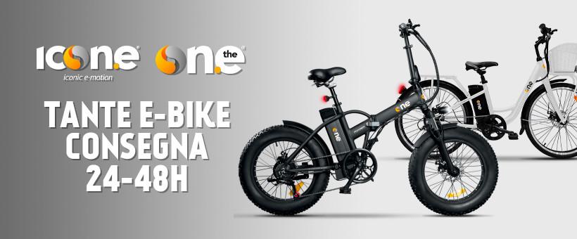 E-bike consegna 24-48