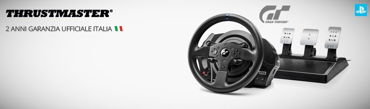 Thrustmaster T300RS GT Force FeedBack 1080°