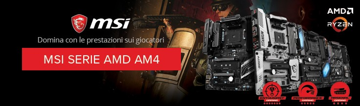 MSI Serie AMD AM4