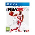 2K Games NBA 2K21 PS4