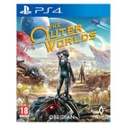 2K Games Take-Two Interactive The Outer Worlds PS4