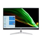 "Acer Aspire C24-1650 i3-1115G4 23.8"" FullHD Nero, Argento"