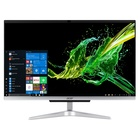 """Acer Aspire C24-963 23.8"""" FullHD Nero, Argento"""