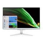 """Acer Aspire C27-1655 i7-1165G7 27"""" FullHD IGeForce MX330 Nero, Argento"""