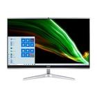 "Acer Aspire DQ.BFSET.001 i5-1135G7 23.8"" FullHD Nero, Argento"