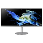 "Acer CB2 CB342CKCSMIIPHUZX 34"" 2K UltraWide Quad HD LED Nero, Argento"