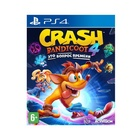 Activision Crash Bandicoot 4: It's About Time PS4