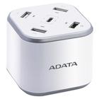 Adata ACU0480QCPS-CEUWH 5 Porte USB