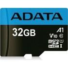 Adata Premier 32GB MicroSDXC UHS-I Classe 10 con Adattatore SD