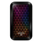 Adata SE770G 512 GB RGB Nero SSD esterni