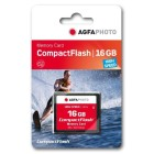 AgfaPhoto 16GB CF Compact Flash High Speed 300x