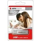 AgfaPhoto USB 2.0 8GB Argento
