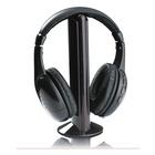 Akai CW04 Cuffie Stereofonico Wireless Nero
