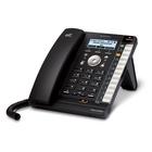 Alcatel Temporis IP301G IP Cornetta cablata LED 8 linee Nero