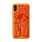 AMOBII Cover per iPhone X e XS I Love New York
