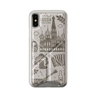 AMOBII Cover per iPhone X e XS Russia