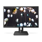 "AOC 22E1D 21.5"" Full HD LED Opaco Piatto Nero"