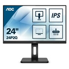 "AOC 24P2Q LED 23.8"" Full HD 4ms 75Hz Nero"