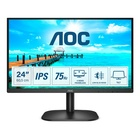 "AOC Basic-line 24B2XD LED 23.8"" Full HD Nero"