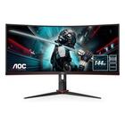 "AOC CU34G2X/BK 34"" LED Gaming 1ms 144Hz Nero"