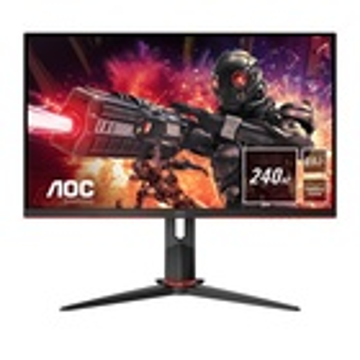 """AOC Gaming 24G2ZU/BK LED 23.8"""" Full HD Nero"""