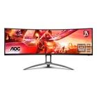 "AOC Gaming AG493UCX 49"" 5120 x 1440 Pixel LED Nero"