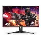 """AOC Gaming U28G2AE/BK LED 28"""" 4K Ultra HD Nero"""