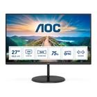 """AOC Value-line U27V4EA 27"""" 4K Ultra HD LED Nero"""
