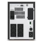 APC Easy UPS SMV A linea interattiva 1500 VA 1050 W 6 presa(e) AC