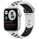 Apple Watch Nike SE GPS 44mm Sport Nike Platino,Nero