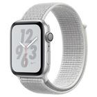 Apple Watch Nike+ Series 4 OLED GPS Sport 44mm Argento