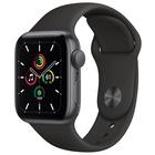 Apple Watch SE GPS 40mm Grigio Siderale Sport Nero SCATOLA APERTA DA ESPOSIZIONE