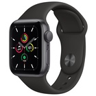 Apple Watch SE GPS 40mm Grigio Siderale Sport Nero