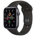 Apple Watch SE GPS, 44mm Sport Nero