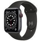 Apple Watch Serie 6 GPS + Cellular 44mm Sport Nero
