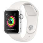 Apple Watch Series 3 OLED GPS 38mm Sport Argento