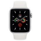 Apple Watch Series 5 OLED GPS 44mm Argento
