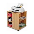 Artexport 2454A carrello e supporto multimediale Multimedia cart Noce Stampante