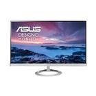 "Asus Designo MX279HE LED 27"" Full HD Nero, Argento"