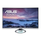"Asus MX32VQ 31.5"" Wide Quad HD LED Curvo Nero, Grigio"