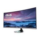 """Asus MX38VC 37.5"""" Ultra-Wide Quad HD+ LED Curvo Argento"""