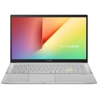 "Asus VivoBook S15 M533IA-BQ097T Ryzen 7 15.6"" Argento, Bianco"