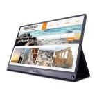 """Asus ZenScreen MB16AC 15.6"""" Full HD IPS Lucida Grigio"""