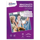 AVERY L4000-3 etichetta per stampante Bianco Etichetta per stampante autoadesiva