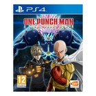 Bandai One Punch Man: A Hero Nobody Knows PS4