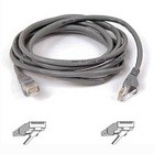 Belkin Cable patch CAT5 RJ45 snagless 1m grey