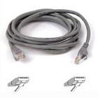Belkin Cable patch CAT5 RJ45 snagless 2m grey
