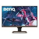 """Benq EW2780U 68,6 cm 27"""" 4K Ultra HD LED Piatto Nero, Marrone"""