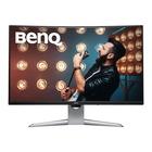 """Benq EX3203R 31.5"""" Quad HD LED Curvo 144Hz Nero, Argento"""
